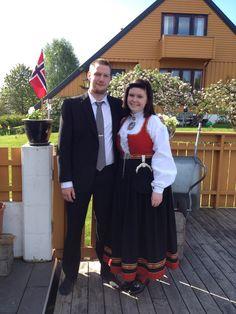 Heidi and Marius, may 17 2014
