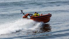 """""""Baron van Lynden""""tijdens reddingbootdag 2013"""