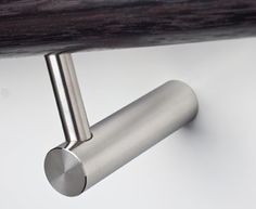 Timeless Lines. Halliday & Baillie HB530 stainless steel wall mounted handrail bracket. Ask us about your project @componance