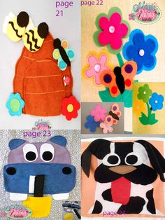 Busy book, Quiet book. AGES 2-6! educative gift, educational book, active learning, custom pages,  for children (age 2-6), pages number 21-24