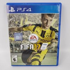Pre-Owned/Used Details: Disc doesn't have scratches-look like new, included the case, booklet, disk game. Baseball Video Games, Ps4 Video, Fifa, Baseball Cards, Sports, Hs Sports, Sport