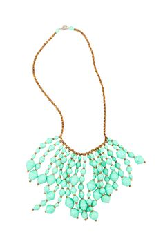 31 Bits. The Razzle Dazzle in Seafoam
