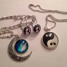 2 Necklaces & Pair of Earrings Bundle Brand new necklace and pair of earrings. Jewelry Necklaces