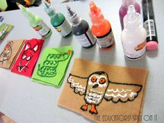 How to Make Gruffalo Finger Puppets for Creative Storytelling from The Educators' Spin On It Gruffalo Activities, Gruffalo Party, Farm Activities, The Gruffalo, Gruffalo Eyfs, Diy For Kids, Crafts For Kids, Arts And Crafts, Gruffalo's Child