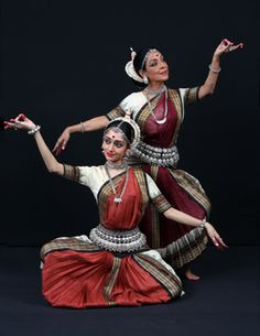The first time I truly enjoyed Odissi was watching these two.