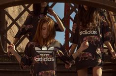 Kolekcja adidas Originals x The Farm Company