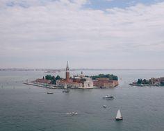 Isola di San Giorgio in Venezia / photo by Simone Sonzogni