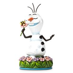 Olaf Figure by Jim Shore | Disney Store