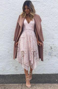 prom dresses, pink prom dresses, sexy v-neck party dresses, fashion dresses, elegant sleeves bridesmaid dresses