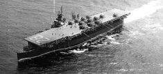"""Baby Flat-top"" USS CABOT (CVL 28)"