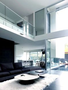 ComfyDwelling.com » Blog Archive » 53 Stunning Minimalist Living Rooms