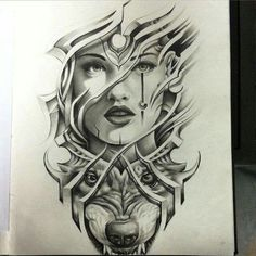 Wings Tattoo Ideas And Their Meanings Best Tattoos For Women, Trendy Tattoos, Sexy Tattoos, Unique Tattoos, Tattoos For Guys, Wolf Tattoos, Skull Tattoos, Body Art Tattoos, Sleeve Tattoos