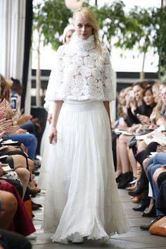 Delphine Manivet Bridal Fall 2015 - Slideshow