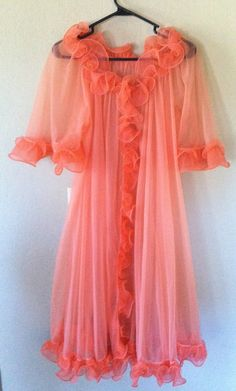 For several years, vintage fashion boasted artifacts from the mini-dresses and knee high boots. Pink Lingerie, Pretty Lingerie, Vintage Lingerie, Beautiful Lingerie, Vintage Nightgown, Vintage Dresses, Vintage Outfits, Vintage Shoes, Retro Fashion