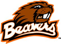 Oregon State Beavers Football Team logo
