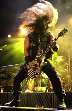 Zakk - Black Label Society 2011