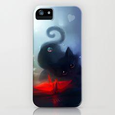 Faithful Mirror iPhone Case by Rihards Donskis | Society6