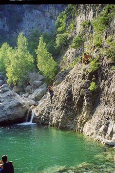 "Boerderij camping Spaanse Pyreneeën - ""Caserio San Marcial"""
