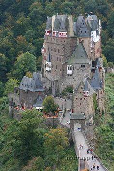 Rhine River Valley - Burg Eltz Castle