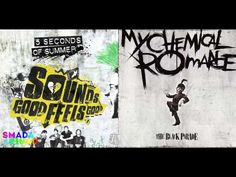 5 Seconds of Summer vs. My Chemical Romance - Kinda Hot Teenagers   umm..... what? @ericad09