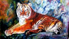 Relax, Paintings, Animals, Animales, Paint, Animaux, Painting Art, Draw, Painting