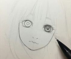 Anime Drawings Sketches, Pencil Art Drawings, Anime Sketch, Cartoon Drawings, Cool Drawings, Manga Drawing Tutorials, Art Tutorials, Poses References, People Art