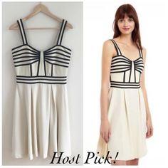 Hppink Martini Sleeveless Aphrodite Dress Nwot