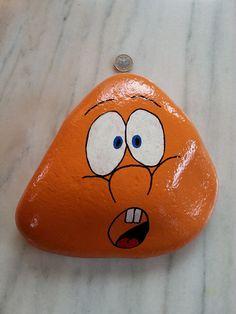 Surprised Orange Monster - Garden Stone.jpg