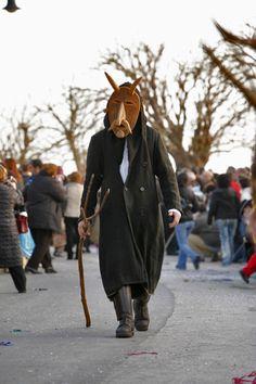 Sardegna Carnevale Bundos di Orani
