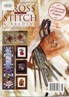 Cross Stitch Tree, Cross Stitch Books, Cross Stitch Embroidery, Cross Stitch Patterns, Embroidery Books, Plastic Canvas, Cross Stitch Magazines, Chart Design, Blackwork