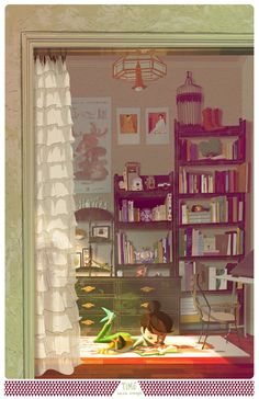 storypanda: There is never enough hours in the day | Illustration by Priscilla Wong