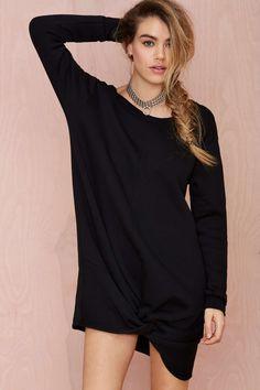 Nasty Gal Comfortably Numb Sweatshirt