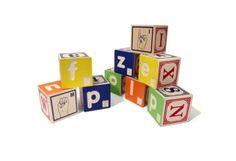 Braille ABC blokken met gebarentaal | Villa Kakelbont / Bio, eco & fairtrade voor kleine trendsetters!