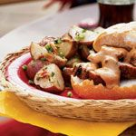 Roasted Potato Salad Recipe | MyRecipes.com