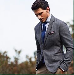 CoverMen Blog : Andres Velencoso for He by Mango FW 13: Campaign