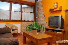 Salón de casa rural Belastegui ,una de las casas rurales de Tierra Estella con más encanto