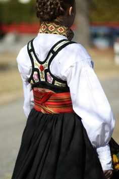 Folk Costume, Costumes, Norway, Scandinavian, Ethnic, Freedom, Wordpress, Embroidery, Design
