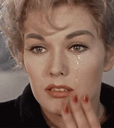 """Kim Novak in """"Bell, Book and Candle"""" (1958). When a man makes a witch cry, she is in love and she loses her powers."""