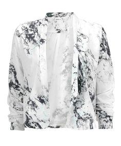 Gina Tricot - Estelle kavaj Gina Tricot, Kimono Top, Awesome, Clothing, Fashion, Fashion Styles, Outfits, Moda, Outfit Posts
