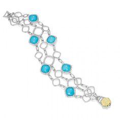Tacori - Barbados Blue Bracelet