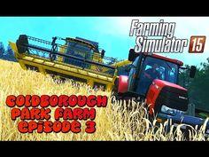 Old Ridge Farm Review  The Best Map?   Farming Simulator 2015