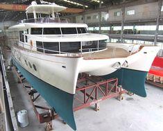 Sophie Yacht 63 Power Catamaran, Boat Stuff, Boat Building, Apollo, Boats, Sailing, Boat House, Luxury, Toyota