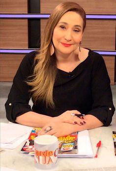 Cigana Nadja: Previsões dos famosos - Sonia Abrão