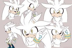 Cute but Deadly by freedomfightersonic on deviantART - Silver the Hedgehog Silver The Hedgehog, Sonic The Hedgehog, Sonic Franchise, Sonic Fan Art, Silver Age, Drawing Reference, Pixel Art, Cute Babies, Sketches
