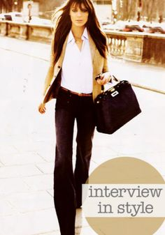 Style Guide: The Perfect Interview Outfit