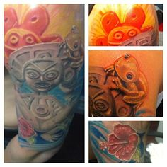 Best Taino tattoos ideas on Tattoo Shop, I Tattoo, Taino Tattoos, Indian Tattoos, Puerto Rico Tattoo, Piercings, Cool Tats, Puerto Ricans, Native American Art