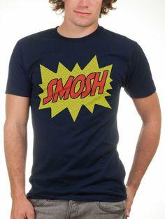 Comic Smosh Tee Smosh T-shirt