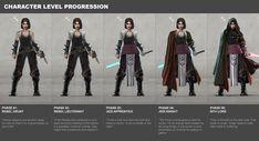 Sith Lord Character Progression by Todd Hebenstreit on ArtStation.