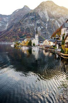 Hallstatt, Austria (by ilias nikoloulis)