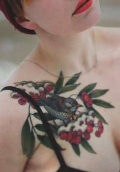 Image result for berries tattoo